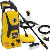 RRP £125 Boxed Wolf Jet Blaster 4 Pressure Washer