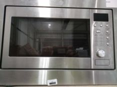 RRP £140 Unboxed Integrated Microwave Oven