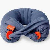 RRP £140 Bbhugme Pregnancy Pillow With Tags And Travel Bag (1557207)