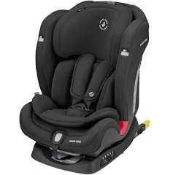 RRP £250 Boxed Maxi Cosi Titan Plus Multi Age Car Safety Seat (Ages 9M-12Y)