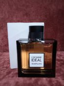 RRP £80 Boxed 100Ml Tester Bottle Of Guerlain L'Homme Ideal Eau De Toilette Spray