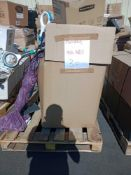 Combined RRP £800 Pallet To Contain Steam Mop Lights Shades