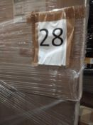 Combined RRP £1820 Pallet To Contain 260 Ace Metal Wire Wall Mounted Masker 250X110X250Mm All