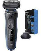RRP £130 Boxed Braun Series 5 Electric Shaver For
