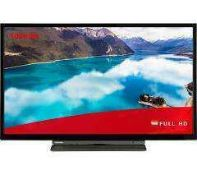 RRP £250 Boxed Toshiba 32 Inch 32Wk3A63 Hd Ready S
