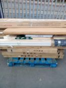 Combined RRP £800 Pallet To Contain Part Lot Bedroom Furniture