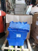 Combined RRP £700 Pallet To Contain Cards Electric Heater Shades Part Lot Hoover Curtains