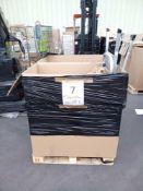 Combined RRP £500 Crockery, Cushions, Step Ladders, Bins