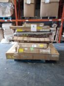 Combined RRP £1000 Pallet To Contain Furniture And Lamps