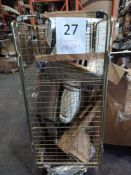 Combined RRP £400 Cage To Contain Assorted Appliances