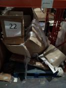 Combined RRP £900 Pallet To Contain Lampshades, Lamps,