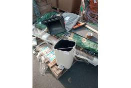 Combined Rrp £500 Pallet To Contain Bath Panel And A 4Ft Plastic Container (Appraisals Available