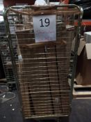 Combined RRP £900 Cage To Contain Blinds