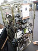 Combined RRP £800 Cage To Contain Appliances