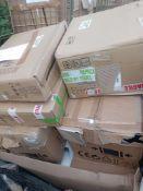 Combined RRP £800 Metal Cabinet And Cooker Hoods