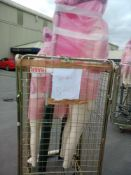 Combined RRP £500 Cage To Contain 3 Manikins
