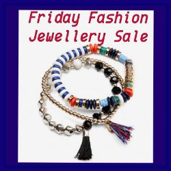 Friday Fashion Jewellery Sale - 9th April 2021