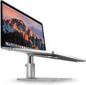 RRP £100 Boxed Twelve South Hirise For Macbook Adjustable Stand In White