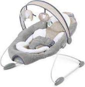 RRP £120 Unboxed Ingenuity Dream Comfort Smart Bounce Townsend Bouncer