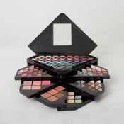 Combined RRP £160 Lot To Contain Four Boxed Academy Of Colour Prism Diamond Face Palettes