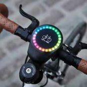 RRP £140 Boxed Smart Halo Weatherproof Smart Biking Accessory