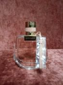 RRP £90 Unboxed 75Ml Tester Bottle Of Chloe Nomade Eau De Parfum Ex-Display