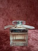 RRP £90 Unboxed 75Ml Tester Bottle Of Chloe For Her Eau De Parfum Ex-Display