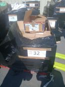Combined RRP £900 Pallet To Contain Mixed Herb Stands Box Of English Tea Bags And Make Up