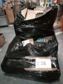Combined RRP £1200 Pallet To Include Part Lot Furniture, Footwear, Goose Feather And Down Duvets, Ja