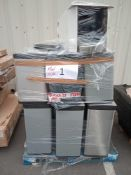 Combined RRP £800 Pallet To Contain Bins And Oven In Need Of Repair