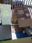 Combined RRP £900 Pallet To Contain Part Lot Furniture And Lamps And Shade