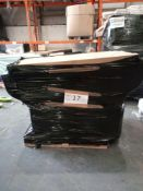 Combined RRP £1000 Pallet To Include Christmas Trees And Part Lot Furniture