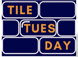 """No Reserve - Tile Tuesday - """"over £80k worth of tiles – Sourced from Johnsons Tiles"""" - 13th April"""
