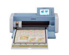 RRP £600 Unboxed Brother Scanncut Deluxe Cutting Machine Sdx1200