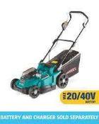RRP £100 Boxed Ferrex 1200W Electric Lawnmower