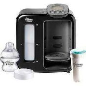RRP £130 Boxed John Lewis Tommee Tippee Day And Night Perfect Prep Machine