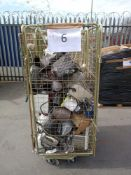 Combined RRP £700 Cage To Contain Assorted Kitchenware