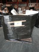 Combined RRP £600 Pallet To Contain Bins Shades Glasses And A Heated Airer