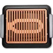 RRP £60 Gotham Electric Smoke Less Non Stick Titanium Copper & Ceramic Grill