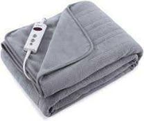 RRP £50 Each Designer Super Cozy Heather Sofa Throws And Fleece