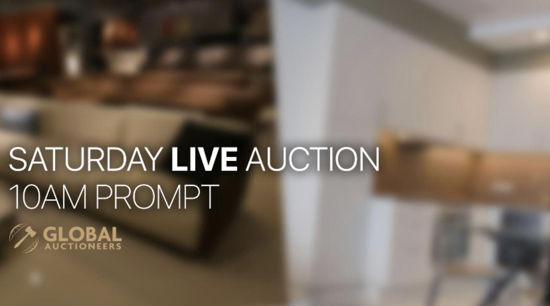 No Reserve - Live - Saturday Mega Auction!!! 17th April 2021