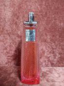 RRP £90 Unboxed 75 Ml Tester Bottle Of Givenchy Live Irresistible Eau De Parfum Delicieuse Spray Ex-