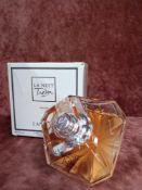 RRP £70 Boxed 50 Ml Tester Bottle Of Lancome La Nuit Tresor Nude Eau De Toilette Spray