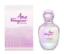 RRP £80 Boxed 100Ml Tester Bottle Of Amo Ferragamo Flowerful Eau De Toilette Spray
