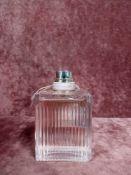 RRP £70 Unboxed 100Ml Tester Bottle Of Chloe Eau De Toilette Spray Ex-Display