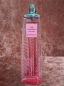 RRP £70 Unboxed 75Ml Tester Bottle Of Givenchy Live Irresistible Rosy Crush Eau De Parfum Spray Ex-D