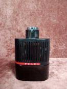 RRP £90 Unboxed 100 Ml Tester Bottle Of Prada Luna Rossa Extreme Eau De Parfum Spray Ex-Display