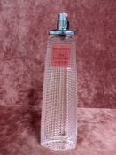 RRP £80 Unboxed 75 Ml Tester Bottle Of Givenchy Live Irresistible Eau De Toilette Spray Ex-Display