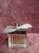 RRP £90 Unboxed 75Ml Tester Bottle Of Chloe Absolu De Parfum Spray Ex-Display