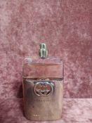 RRP £80 Unboxed 90 Ml Tester Bottle Of Gucci Guilty Pour Femme Eau De Parfum Spray Ex-Display